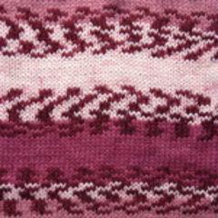 136 (Розовый, брусника, белый)
