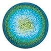 Пряжа YarnArt Flowers 256 (Мята,голубой,зеленый,петроль)