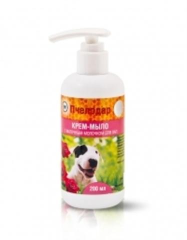 Крем-мыло для животных 200 мл.