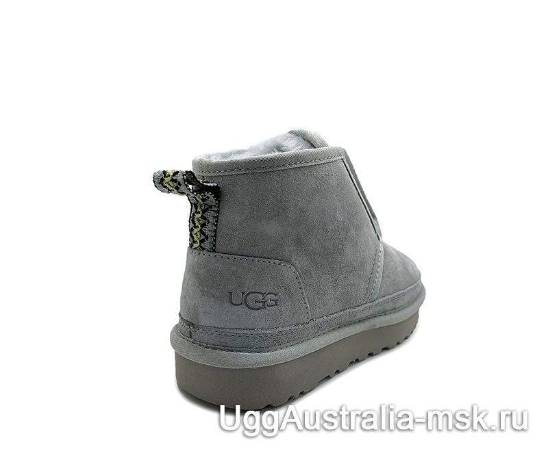 UGG WOMEN'S NEUMEL FLEX GREY VIOLET