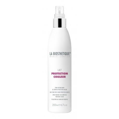 La Biosthetique Protection Couleur: Молочко для ухода за окрашенными волосами (Lait Protection Couleur), 200мл