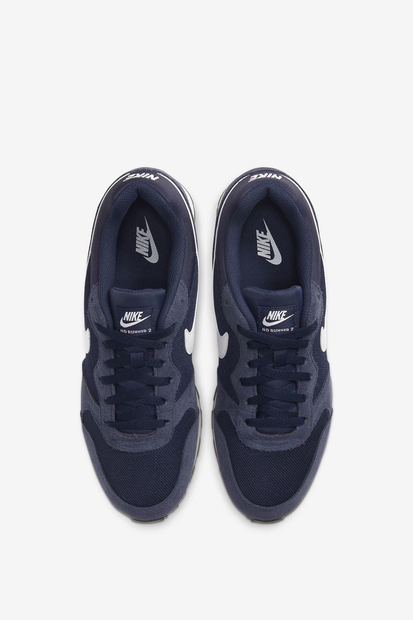Купить Nike Md Runner 2 749794-410 1-06-5467