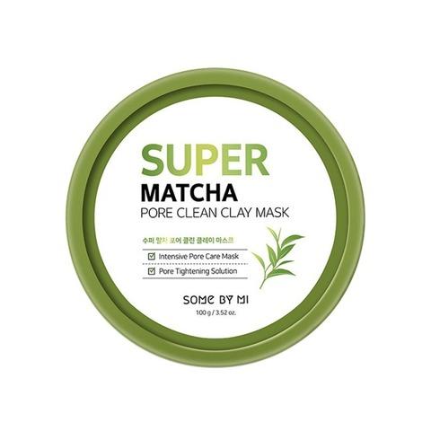 Some by mi Super Matcha Pore Clean Clay Mask Глиняная очищающая маска на основе чая матча