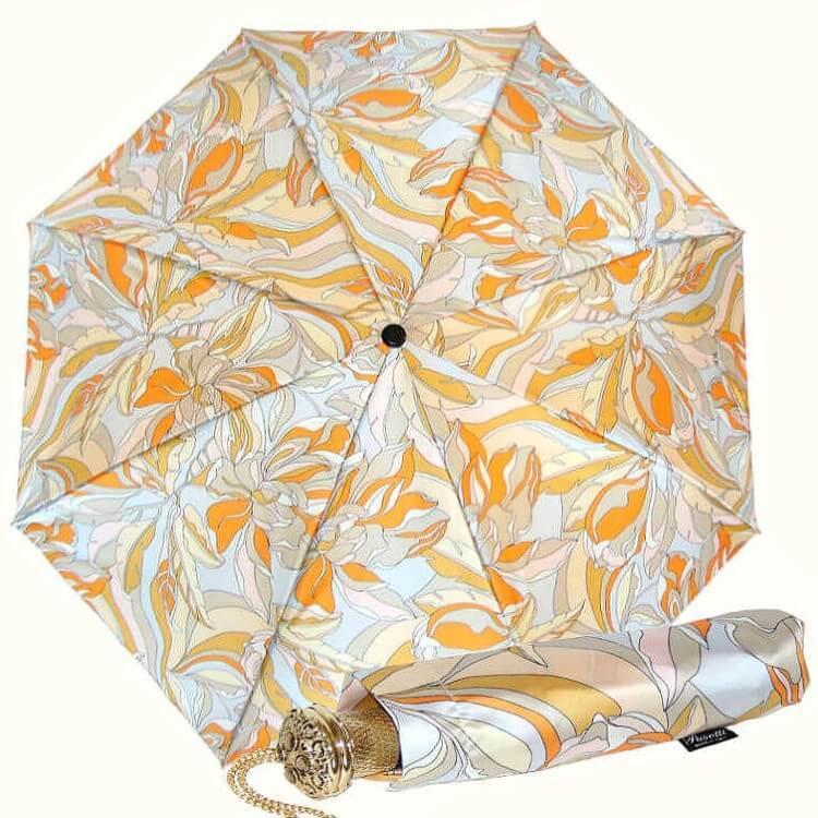 Зонт складной женский Pasotti 5G248-6 Oro Smoto