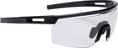 Очки солнцезащитные BBB Avenger PC Smoke flash mirror lenses черный