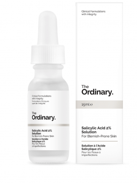 The Ordinary Salicylic Acid 2% Solution сыворотка для лица 30мл