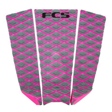 Коврик для серфборда FCS Sally Fitzgibbon Grey/Bright Pink