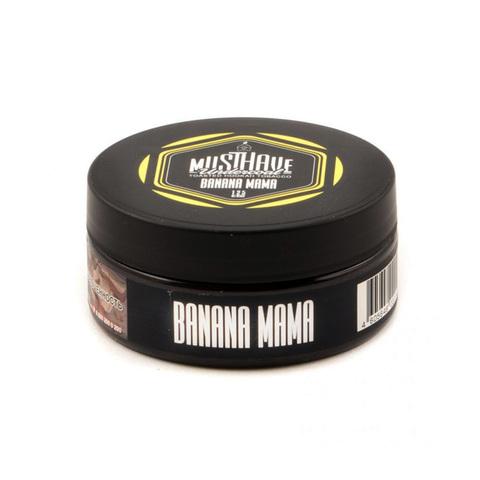 Табак MustHave Banana Mama 125 г
