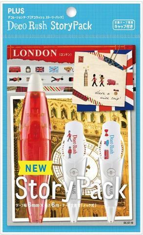 Набор Plus Deco Rush Story Pack - London