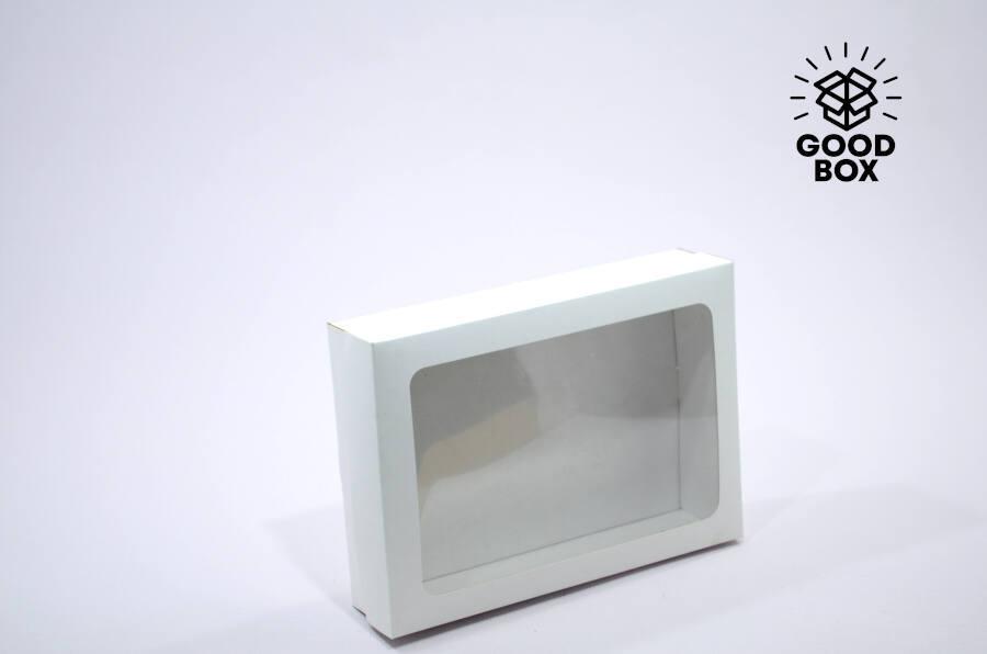 Коробка с прозрачным окном