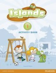 Islands Level 1 Activity Book plus pin code