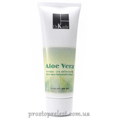 Dr.Kadir Face Masks - Маска Алое-Гамамеліс для жирної шкіри