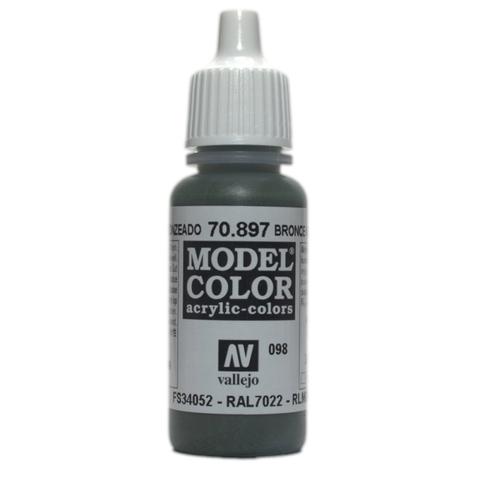 Model Color Bronze Green 17 ml.