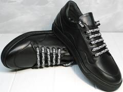 Красивые кроссовки женские Rifelini by Rovigo 121-1 All Black