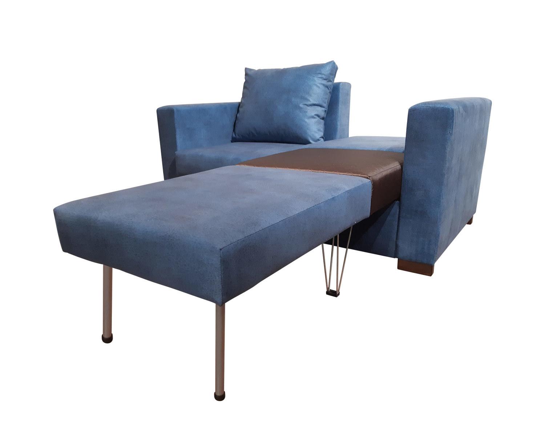 Диван-кровать Карелия 2-местный , спальное место из двух независимых половин