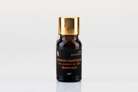 Эфирное масло Апельсина сладкого экстра | 10 мл | Мастерская Олеси Мустаевой