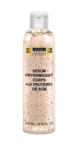 Сыворотка для восстановления упругости тела с протеинами шелка, Serum raffermissant corps aux proteines de soie, Kosmoteros (Космотерос), 200 мл