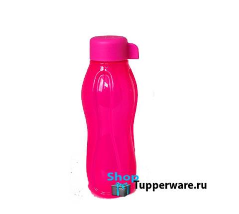 Бутылка Эко мини 310 мл в неоновом цвете