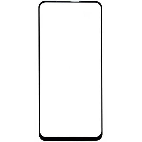 Защитное стекло для Xiaomi Redmi Note 9 с черной рамкой 2,5D Full Glue