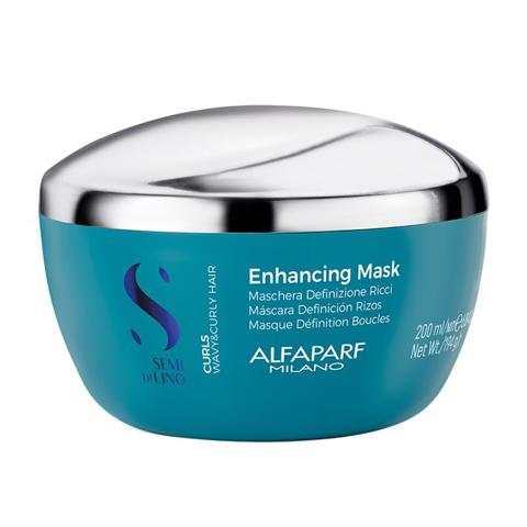 Alfaparf Milano SDL Curls: Маска для кудрявых и вьющихся  волос (Enhancing Mask), 200мл/500мл