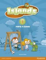 Islands Level 1 Pupil's Book plus pin code