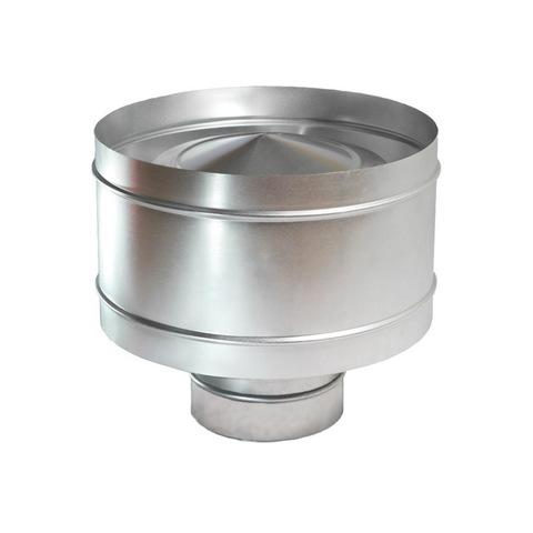 Дефлектор крышный D 200 оцинкованная сталь