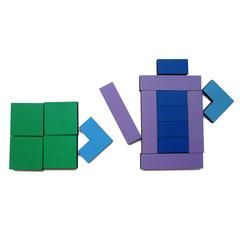 пример игры с головоломкой тетрис