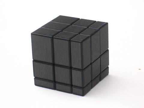 Shengshou 3x3 mirror cube Черный