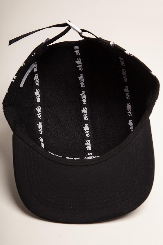 Бейсболка SKILLS DPA-C2 Черная