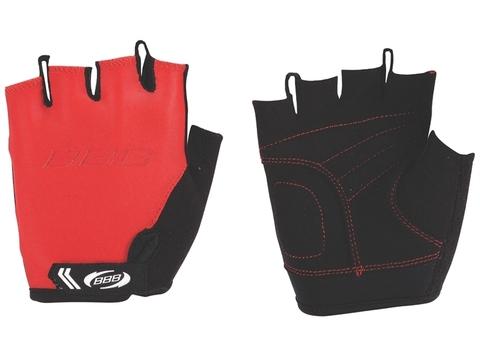 Картинка перчатки BBB BBW-45 Red - 1