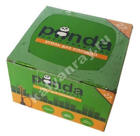 Panda зеленая 27 кубиков