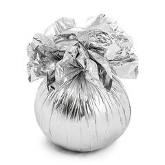 Груз для букета серебряный