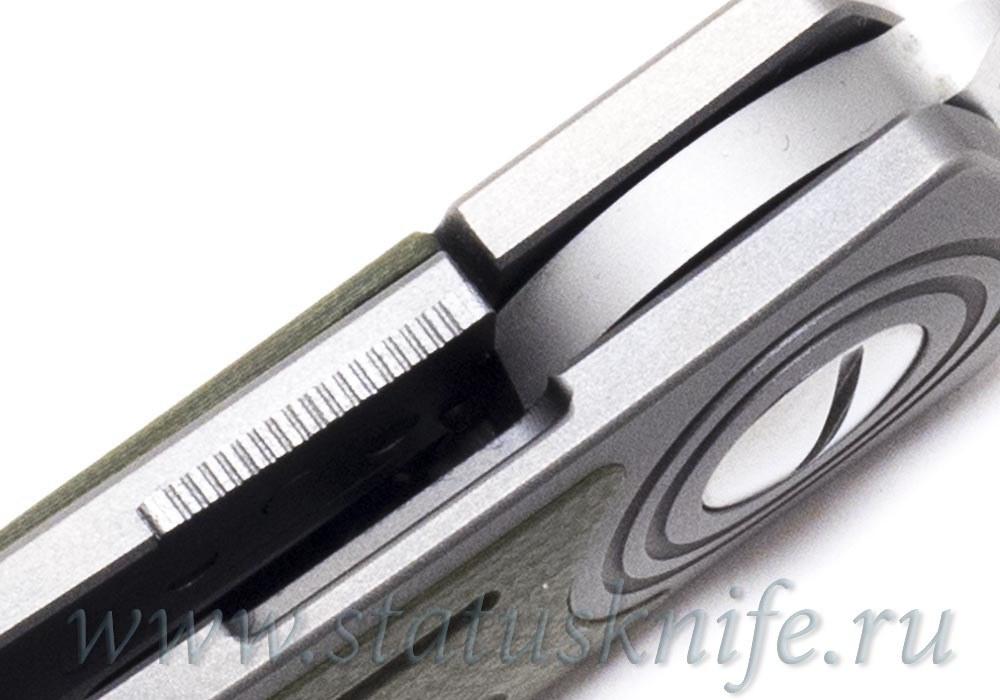 Нож CKF Veksha (Belka Белка G10 green) - фотография