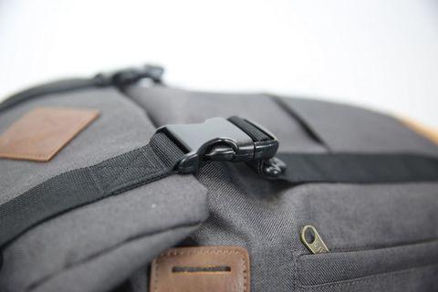 Картинка рюкзак городской G.Ride Arthur серый - 6
