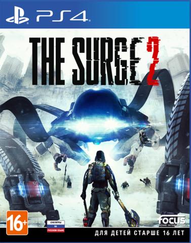 The Surge 2 (PS4, русские субтитры)