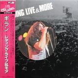 Gillan / Reading Live & More (12' Vinyl EP)
