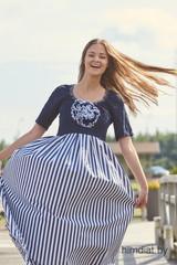 Тамила. Платье женское PL-1470