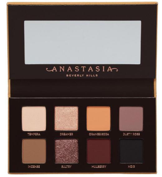 Anastasia Beverly Hills Soft Glam II Mini палетка теней