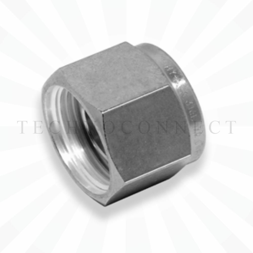 CPA-4M  Заглушка фитинга: фитинг 4 мм