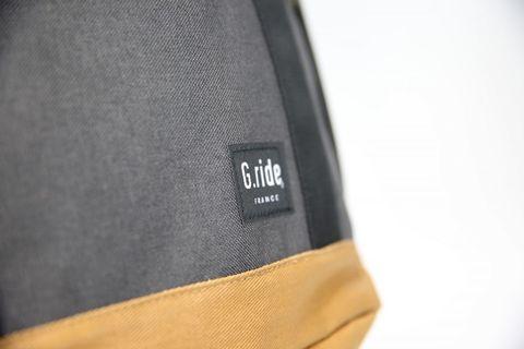 Картинка рюкзак городской G.Ride Arthur серый - 7