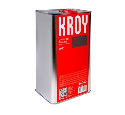 5081 KROY Universal Разбавитель - 5 л.