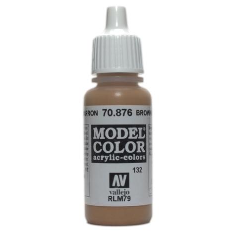 Model Color Brown Sand 17 ml.