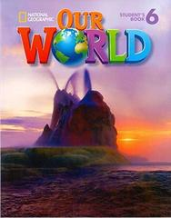 Our World BrE 6 SB+ CD-ROM(x1)