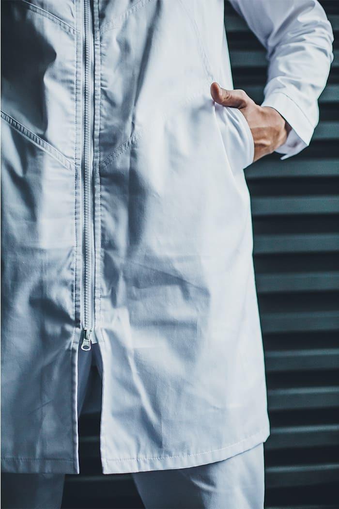Халат мужской медицинский М 34