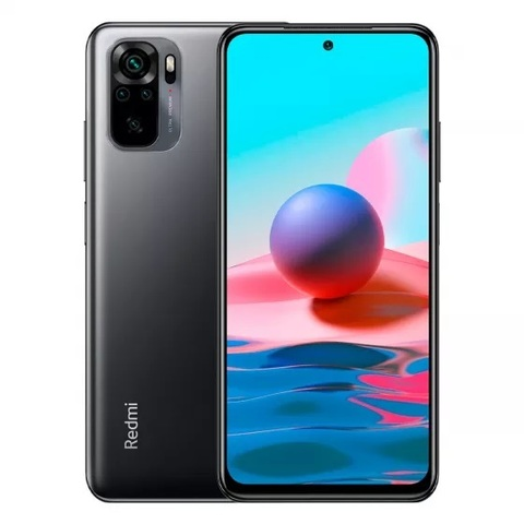 Смартфон Xiaomi Redmi Note 10 4/128GB Серый