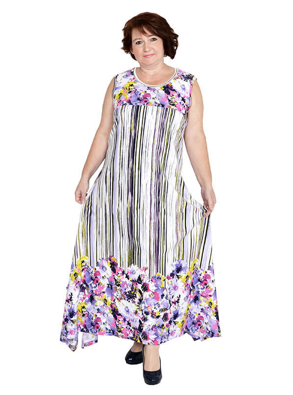 Платье-сарафан Анюта