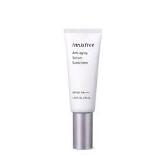 Антивозрастной солнцезащитный крем innisfree Anti-aging Serum Sunscreen SPF50+ PA++++ 40ml