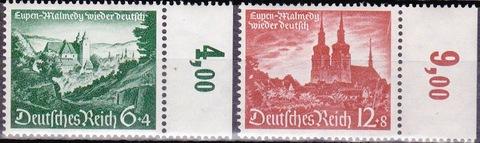 1940 №748-9**MNH