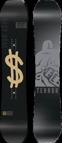 Сноуборд TERROR - HIP-HOP