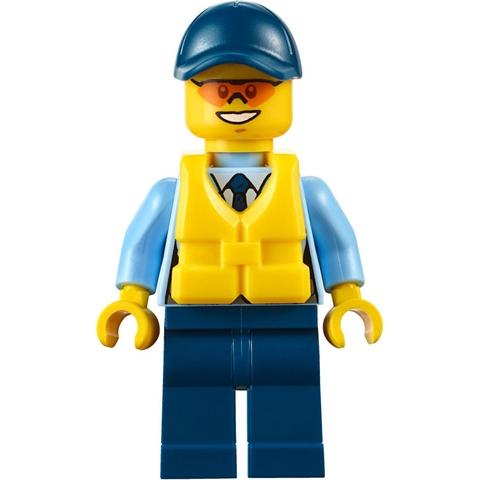 LEGO City: Побег в шине 60126 — Tire Escape — Лего Сити Город